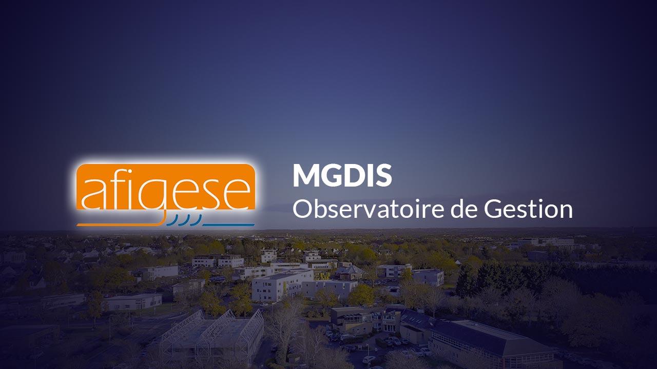 MGDIS afigese Observatoire de gestion