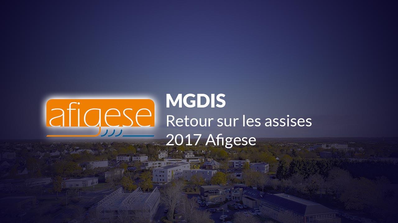 MGDIS Afigese 2017