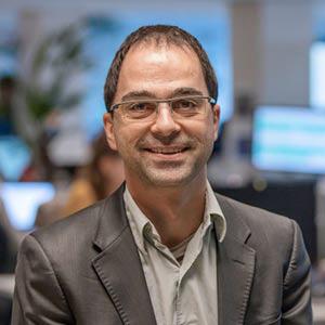 Thomas GRUET - Responsable marché Département MGDIS