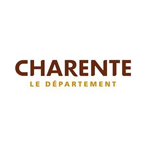 La Charente 16 client MGDIS département