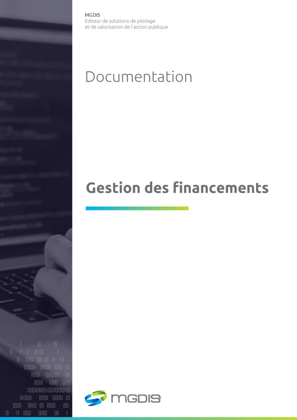 Solution Gestion des Financements