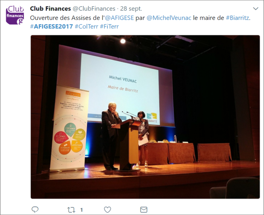 Club Finances Twitter Michel Veunac Afigèse