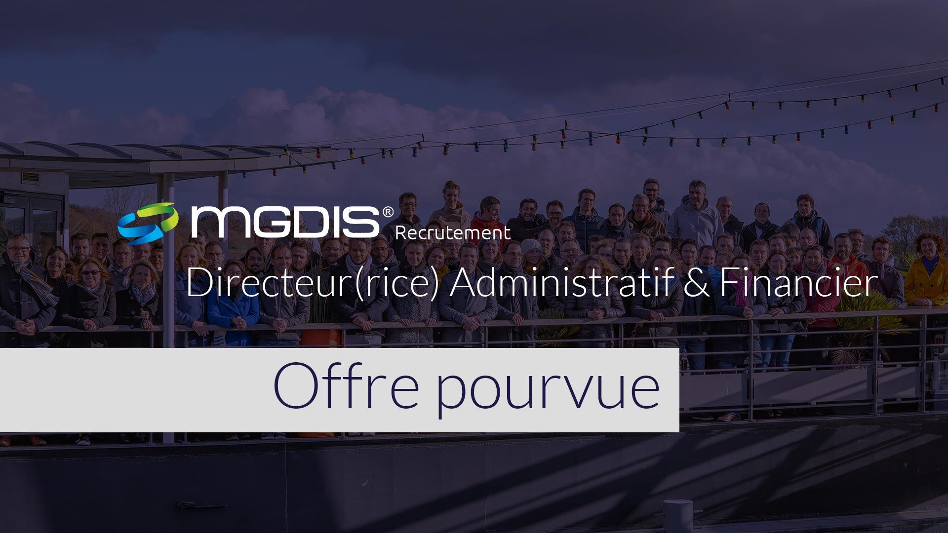 Recrutement DAF MGDIS