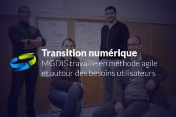 MGDIS et la transition numérique