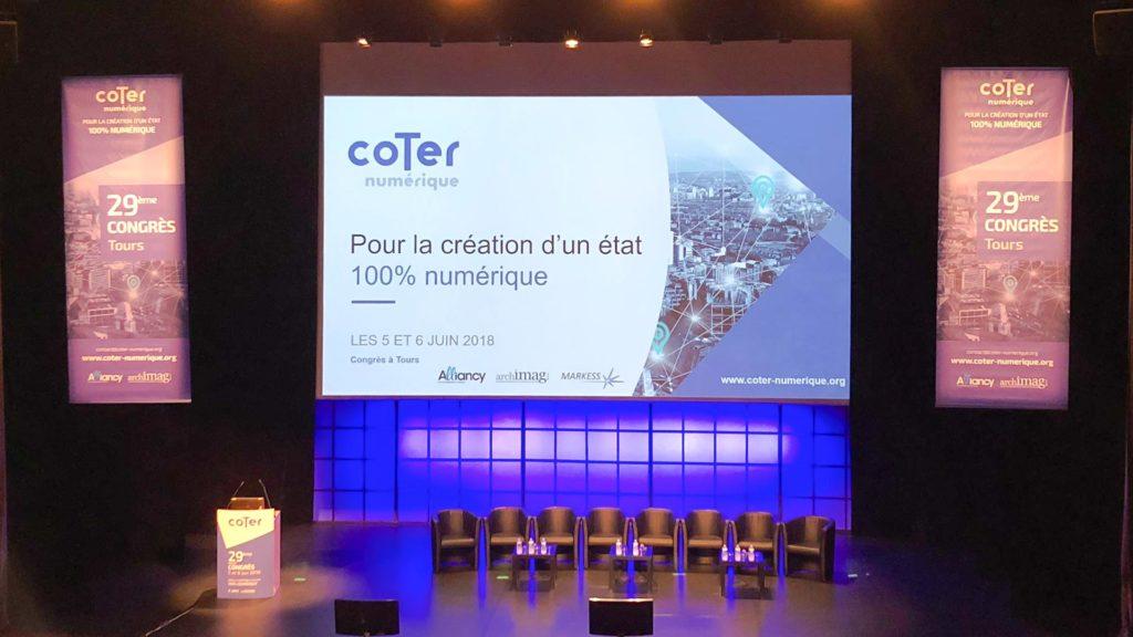 CoTer pour la création d'un Etat 100% numérique