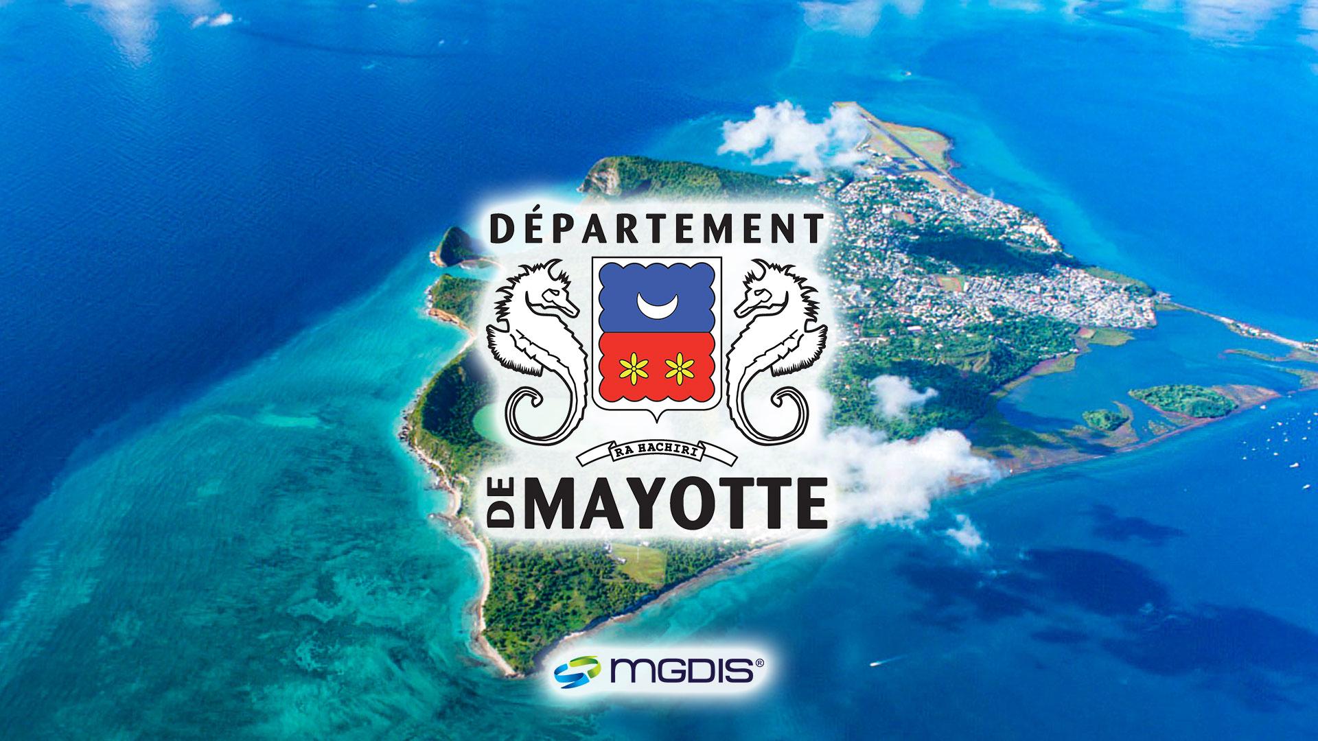 Le Département de Mayotte déploie des dispositifs d'aides d'urgence en autonomie grâce au Portail des Aides édité par MGDIS