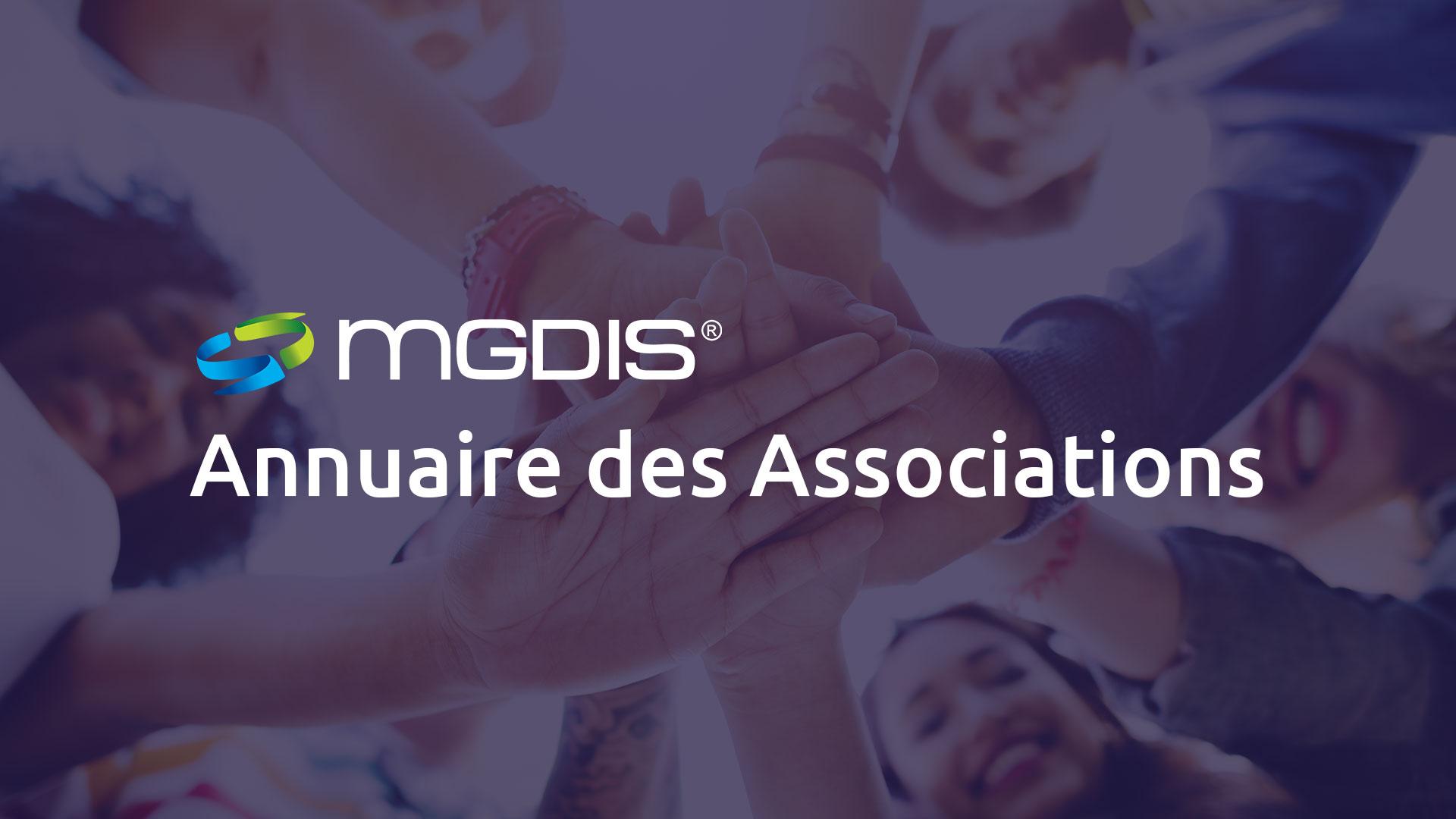 Annuaire des associations MGDIS