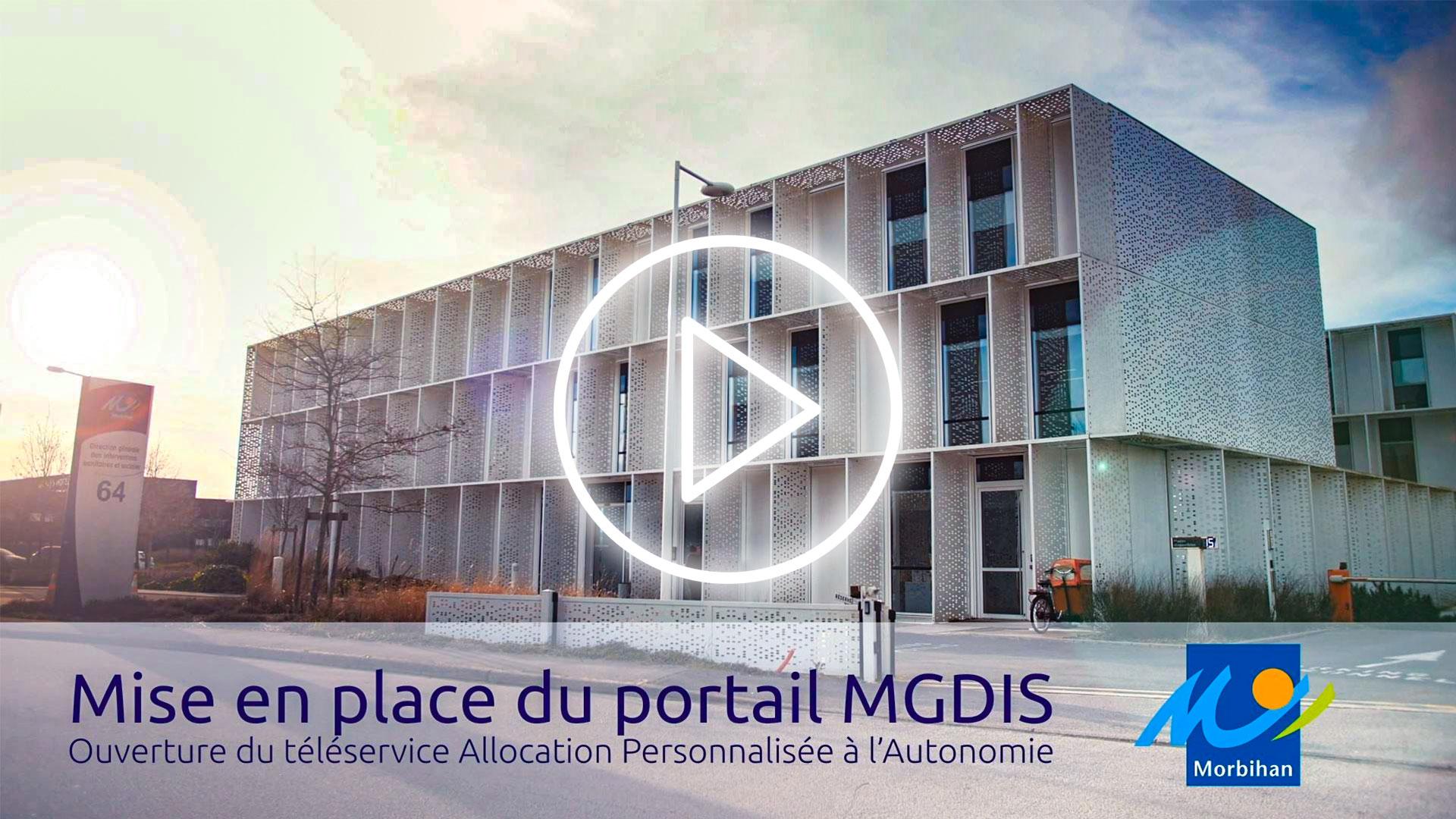 Morbihan ouverture du téléservice Allocation Personnalisée à l'autonomie