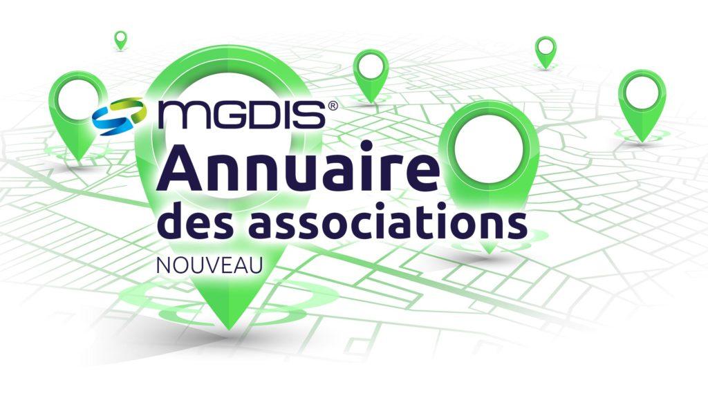 Annuaire de associations pour votre collectivité par MGDIS