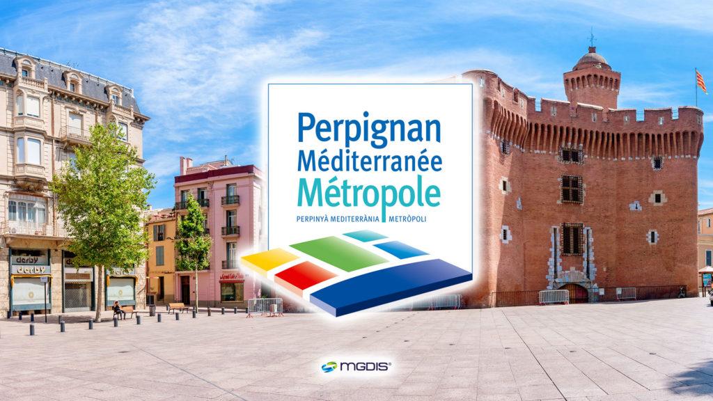 Perpignan metropole logiciel MGDIS Portail des Aides