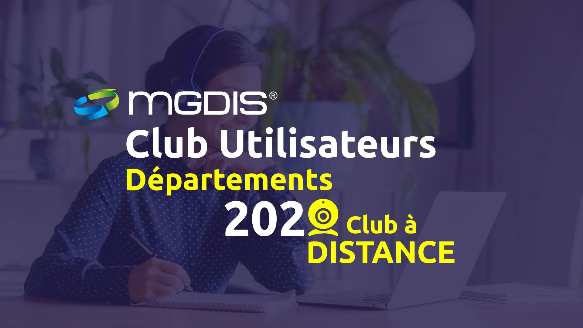 club U departement MGDIS 2020
