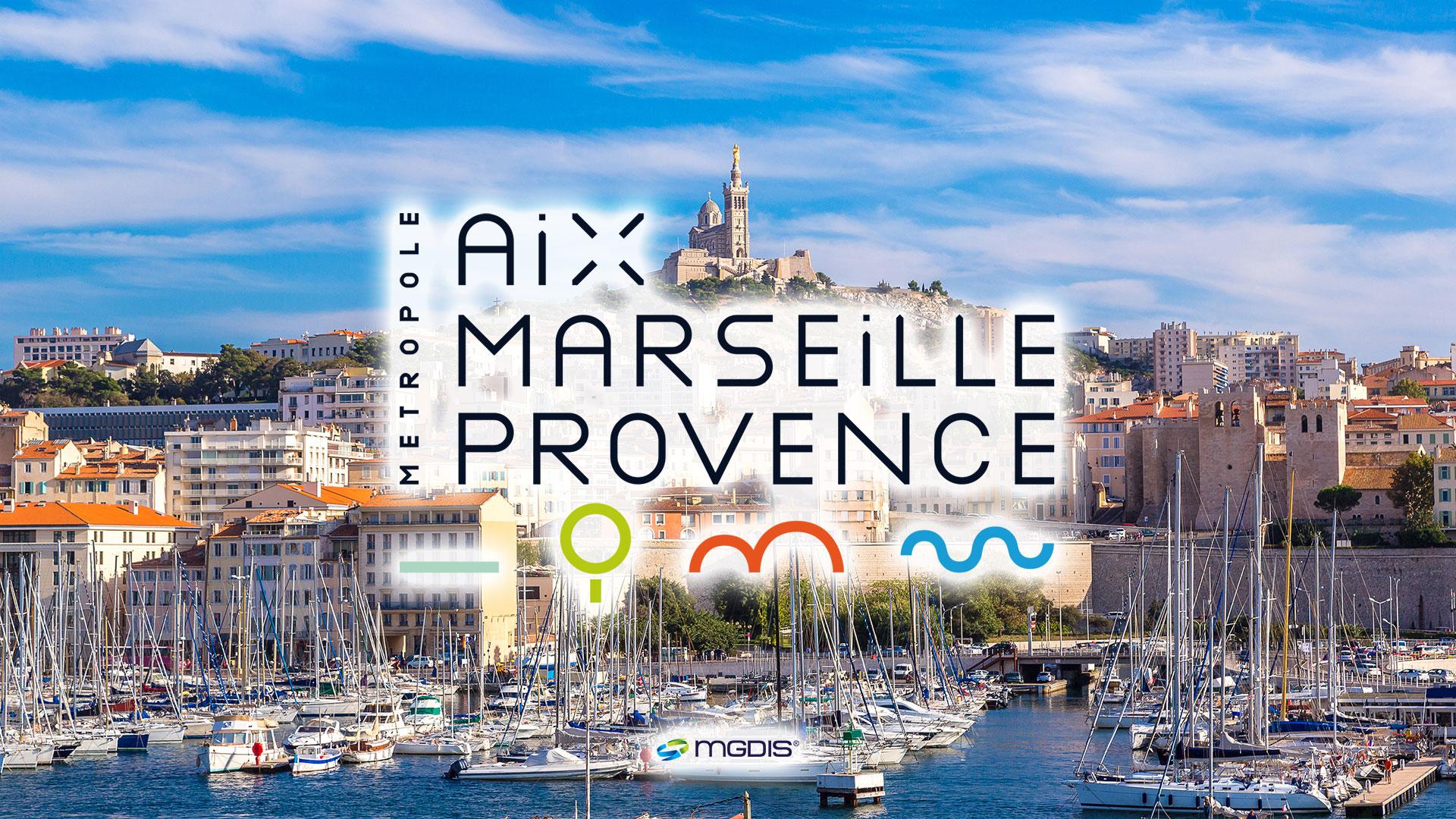 Métropole Aix Marseille Provence MGDIS
