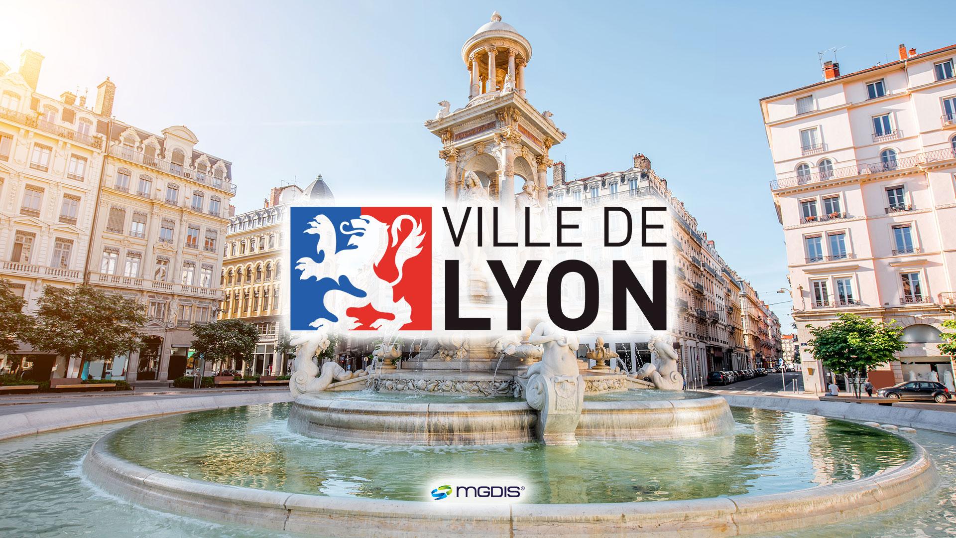 La Ville de Lyon a choisi le Portail des Aides MGDIS pour dématérialiser les dossiers de subventions
