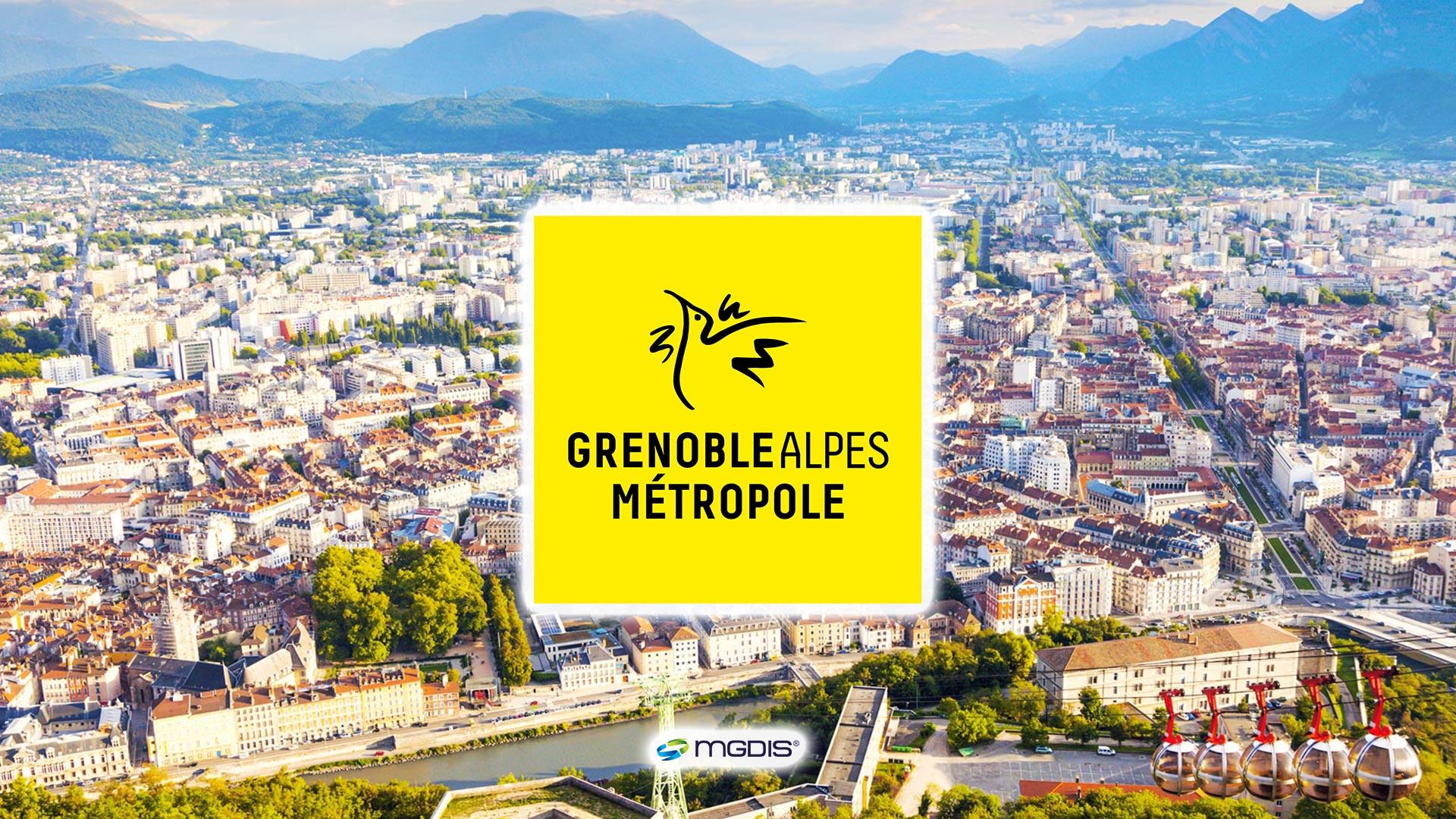 Grenoble Alpes Métropole Portail des aides MGDIS